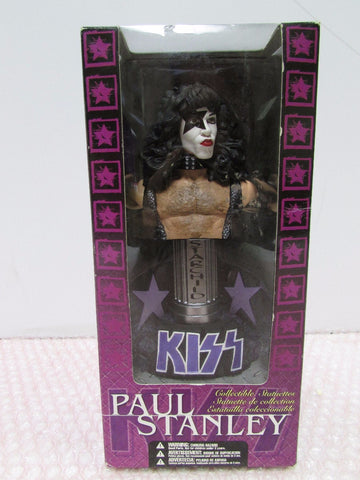 Paul Stanley Collectible Statuette