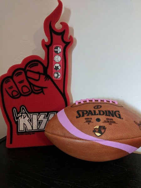 LA KISS Foam Finger & Football Pack #1