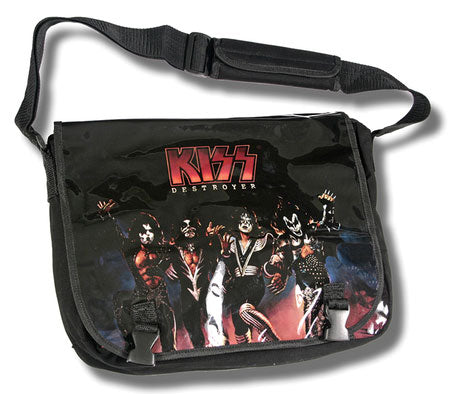 KISS Destroyer Messenger Bag