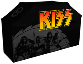 "KISS 68"" Wide BBQ Jersey Outdoor Grill Cover"