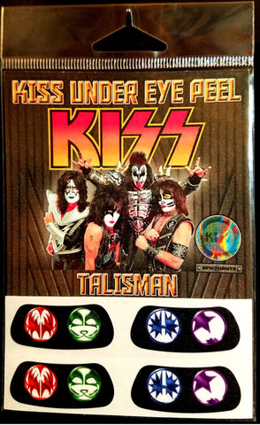 KISS Under Eye Peel Talisman