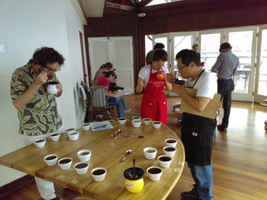 Reimagining Cupping Competition Scoring, part 2: Defining the Winning Coffee.
