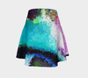 Air and Texture Flare Skirt 2-Flare Skirt--Zac Z