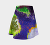 Air and Texture Flare Skirt 3-Flare Skirt--Zac Z