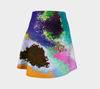 Air and Texture Flare Skirt 5-Flare Skirt--Zac Z