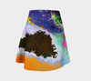 Air and Texture Flare Skirt-Flare Skirt--Zac Z