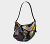 Looking Through the Hour Glass Origami Bag-Origami Tote--Zac Z