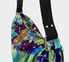 Meandering Colours and Spots of Time Origami Bag 3-Origami Tote--Zac Z