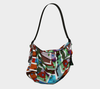 Smiles to Splashes Drips and Drops Origami Bag 3-Origami Tote--Zac Z