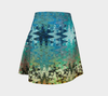 Tin Can Squiggle Flare Skirt-Flare Skirt--Zac Z