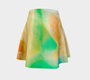 Todays Yesterday Tomorrows Future Flare Skirt 2-Flare Skirt--Zac Z
