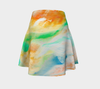 Todays Yesterday Tomorrows Future Flare Skirt 3-Flare Skirt--Zac Z