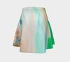 Todays Yesterday Tomorrows Future Flare Skirt-Flare Skirt--Zac Z
