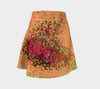 Wind Drawn Texture Flare Skirt 3-Flare Skirt--Zac Z