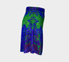Wind Drawn Texture Flare Skirt 4-Flare Skirt--Zac Z