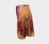 Wind Drawn Texture Flare Skirt-Flare Skirt--Zac Z