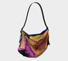 Wind Drawn Texture Origami Bag-Origami Tote--Zac Z