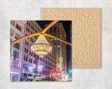 Playhouse Square Chandellier Coaster