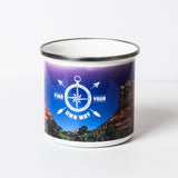 Find Your Own Way Camp Mug