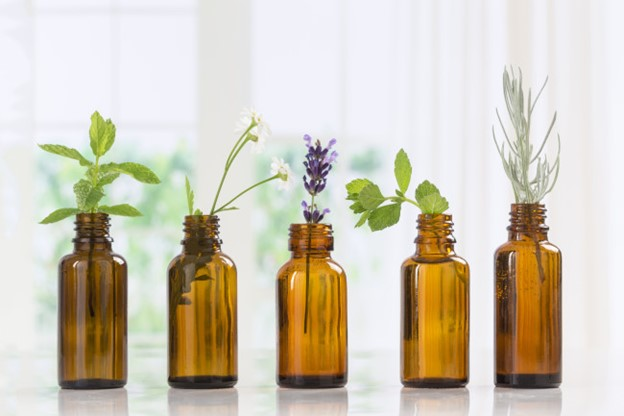 PEPPERMINT OIL FOR FEVERS