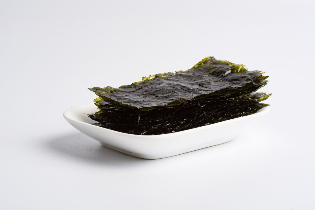 Seaweed supplements