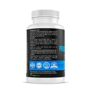 Advanced Prostate Support Herbal Supplements Be Herbal®