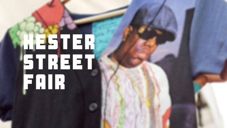 Prince Peacock Featured in Hester Street Fair Promo Video