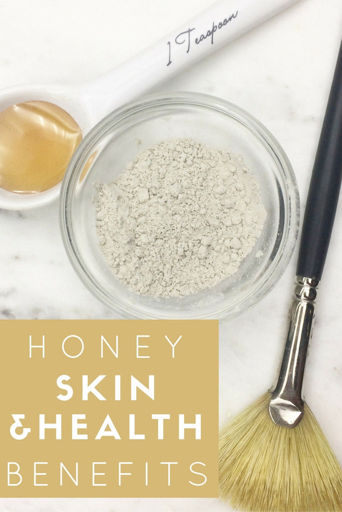 Honey Skin & Health Benefits