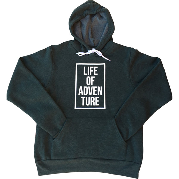 Life of Adventure Hoodie - Always CA