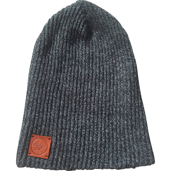 Ribbed Knit Beanie - Always CA