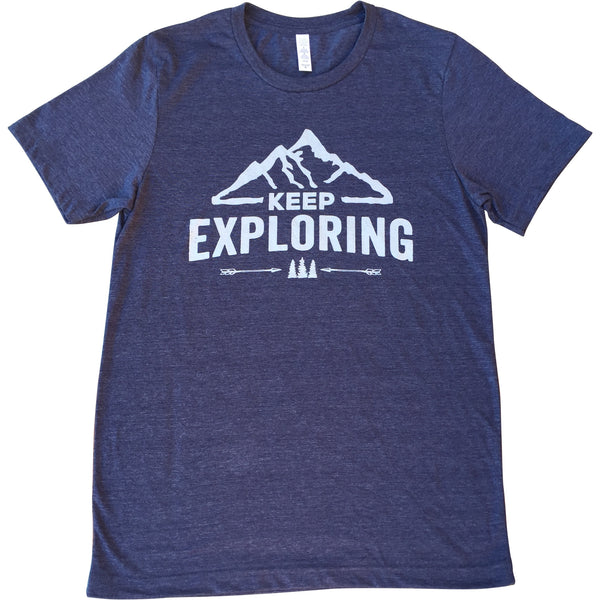 Keep Exploring Tee - Always CA