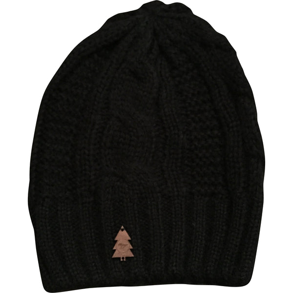 Slouchy Cable Knit Beanie - Always CA