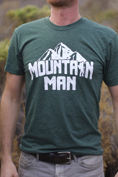 Mountain Man Crew Neck - Always CA