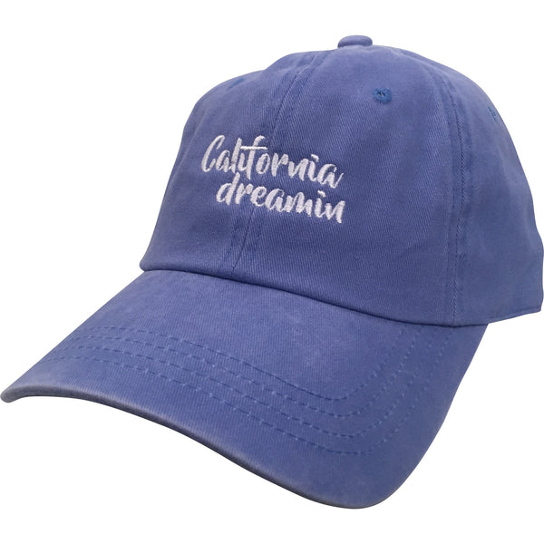 California Dreamin Dad Hat - Always CA