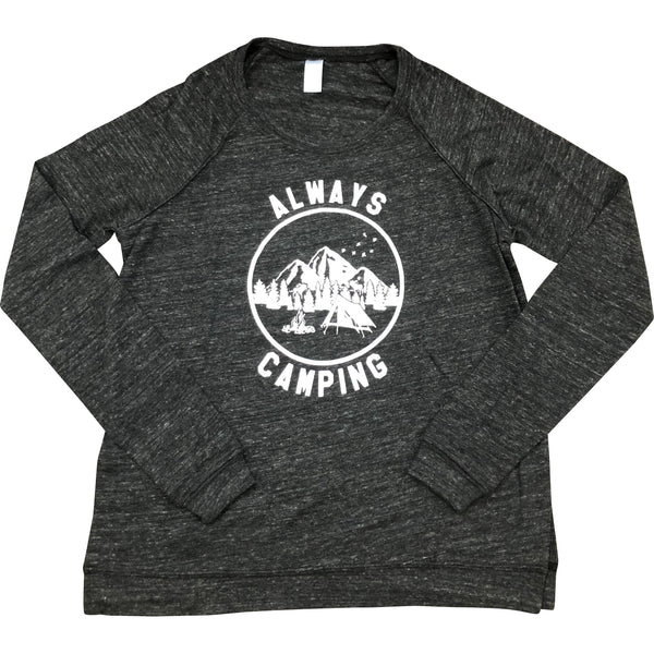 Always Camping Jersey Long Sleeve - Always CA
