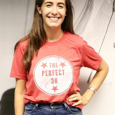 'The Perfect 36' t-shirt