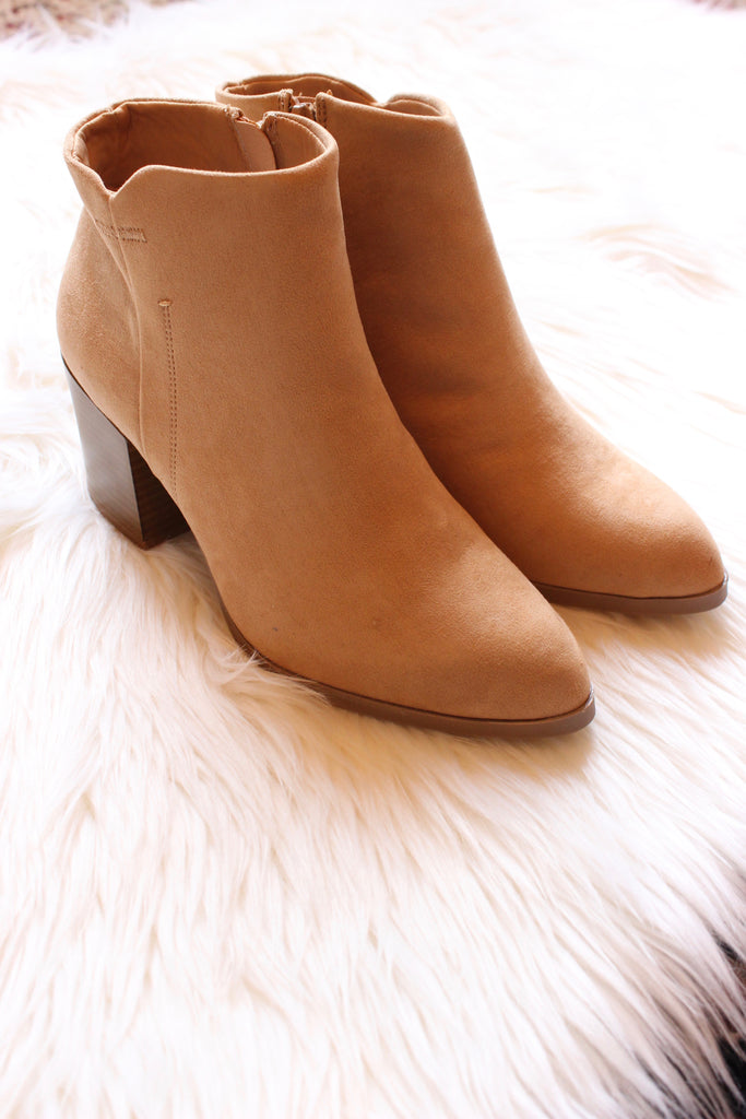 Finley Boots in Toffee