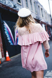 Venice Ruffled Dress