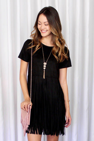Harlow Choker Dress