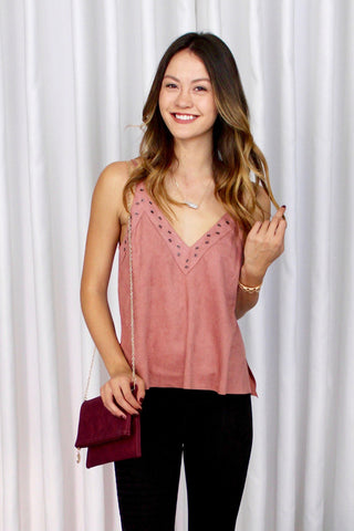 Kaleigh Babydoll Top