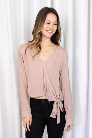 Bella Pleated Blouse