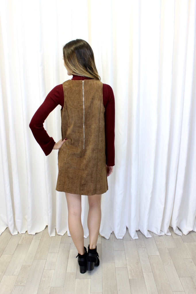 Kara Corduroy Dress