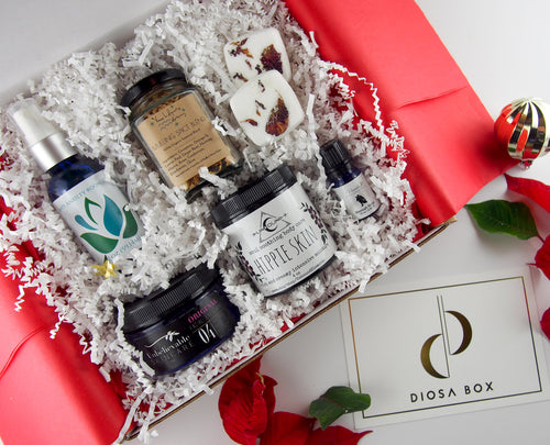 Cleanse and Heal  Diosa Box $49.99