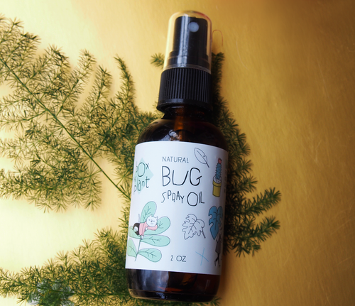 Bug Spray Oil by The Box Plant
