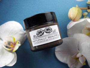 Dead Sea Mud Mask by Naturally Beautiful - $22