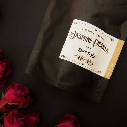 Haiku Peach White Tea by The Jasmine Pearl Tea Co.