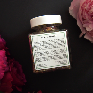 DETOX Spearmint + Floral Facial Steam by KLEI