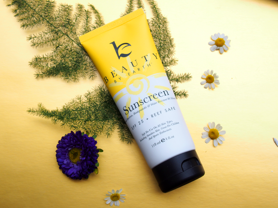25 SPF Mineral Sunscreen from Beauty by Earth