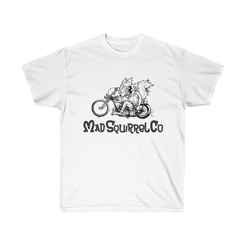 Mad Squirrel Kickstands UP Tshirt