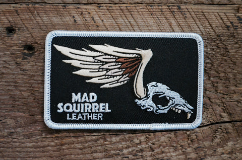 The Original Mad Squirrel Patch